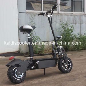 Ce Certificated 48V 1600W Evo 2 Wheels Folding Electric Motorcycle pictures & photos