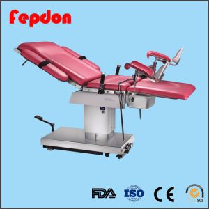 China Hfepb06c Obstetric Surgical Operating Room Bed China