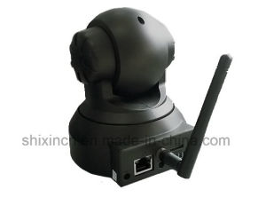 Wireless WiFi Camera, IR Dome Camera, PTZ IP Camera (IP-07W) pictures & photos