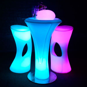 LED Bar Furniture Tulip Style Bar Counter Stools pictures & photos