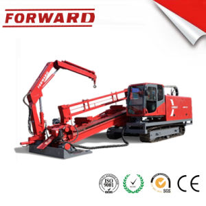 Horizontal Directional Drilling Machine Rx44X160 Trenchless HDD Rig with Maximum Spindle Torque of 1900nm