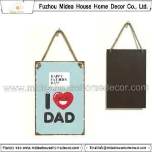 Tin Sign Home Made Wall Hangings for Dad Gife