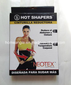 Fashion Yoga Women Hot Shapers Neoprene Body Shaper Waist Slimming Belt pictures & photos