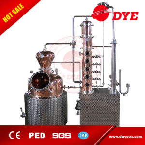 Alcohol distillation equipment suppliers