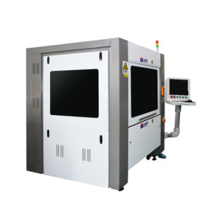 1000W Automatic CNC CO2 Plastic Fiber Laser Cutting Machine pictures & photos