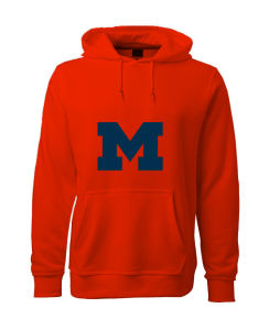 Men Cotton Fleece USA Team Club College Baseball Training Sports Pullover Hoodies Top Clothing (TH136)