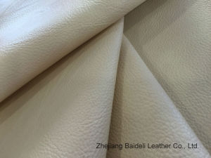 Faux Material PU PVC Synthetic Leather for Sofa Fruniture Bag pictures & photos