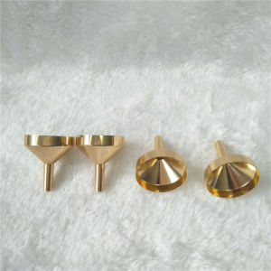 High Quality Gold Aluminum Funnel with Cheap Price Af-01 pictures & photos