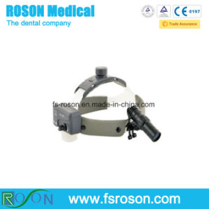 3W Wireless Ent, Medical LED Head Lamp with Straight Light