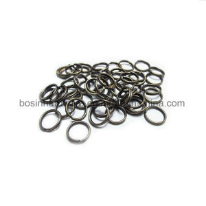 Gunmetal Plated Steel Jump Ring Findings pictures & photos