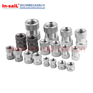 Wholesale Stainless Steel Thread Insert Manufacturer for Plastic pictures & photos