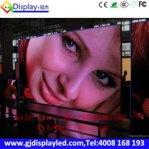 Outdoor P6 Full Color SMD LED Display for Business