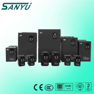 Sanyu Intelligent Sy8600 Variable Speed Drive for Pump pictures & photos