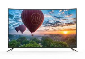 Smart Curved Surface Color TV with WiFi