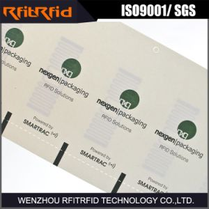 UHF Long Range Clothing RFID Tag for Inventory