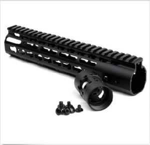 "7′′ 9"" 10′′ 12′′ 13.5"" 15′′ Free Float Quad Rail Keymod Handguard Picatinny Rail"