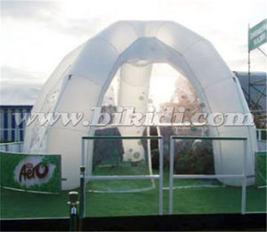 White Inflatable Arches Spider Dome Tent for Party K5132 pictures & photos