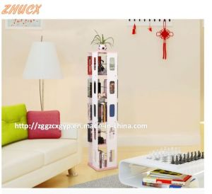 Popular Home Wooden Bookshelf Cx-BS017 pictures & photos