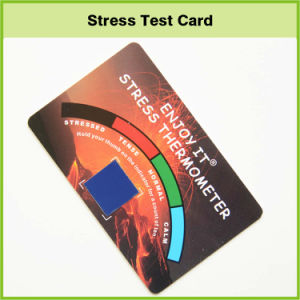 China custom printing pvc business card mood stress test card custom printing pvc business card mood stress test card colourmoves