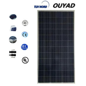 300W Poly Solar Panel for Solar Home System pictures & photos