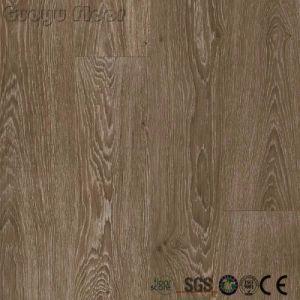 China Waterproof Wood Self Stick Vinyl Floor Tile