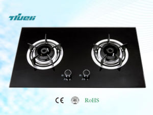 Hot-Selling Tempered Glass Gas Hob/Trg2-873