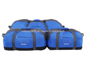 Foldable Big Capacity Business Travel Luggage Waterproof Storage Bag (CY6859) pictures & photos