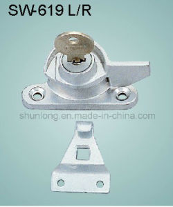Crescent Lock for Window and Door with Keys (SW-619 L/R)