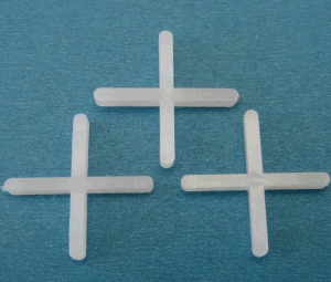 4mm Cermic Tile Spacer, Plastic Tile Cross Spacer pictures & photos