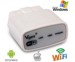 Vgate WiFi OBD Muliscan Elm327 for Android for iPhone