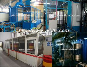 55 Gallon Oil Asphalt Steel Drum Making Machine pictures & photos