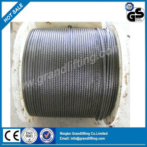 1X9 7X19 1X19 7X7 Steel Cable Wire Steel Wire Rope pictures & photos