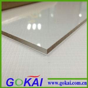 Gokai Supply Competitive Easy Clean Transparent Acrylic Sheet Price pictures & photos