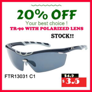 Promotion Designer Fashion Men Sport Polarized Tr90 Sunglasses pictures & photos