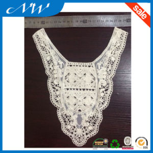 Wholesale Good Quality Cotton Lace Collar for Lady Wear