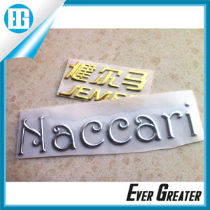 Customized Waterproof UV Resistant 3D Car Stickers OEM pictures & photos