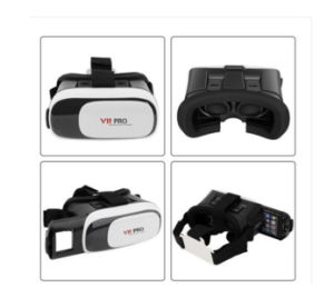3D Virtual Reality Glasses, Vr Box Suitable for Ios Android