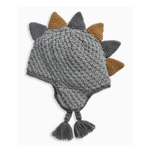 Earflaps Knitted Baby Winter Hat pictures & photos