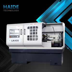 Hot Sale Cheapest Automatic CNC Lathe (LK40S) pictures & photos