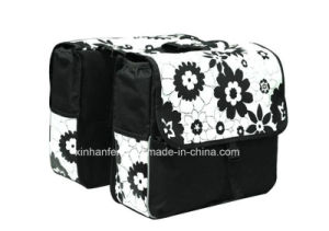 Waterproof 28L Bicycle Rear Pannier Bag for Bike (HBG-027) pictures & photos