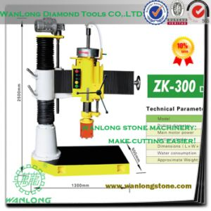 Zk-300 Small 380V Automatic Vertical Hole Drilling Machine for Stone Slab and Tile Drilling pictures & photos