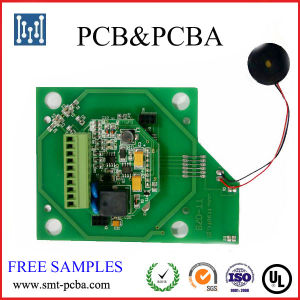 Round LED Light PCBA with Electronic Component Assembled PCB