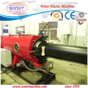Sj-90/33 Single Screw Extruder for Making HDPE Pipe pictures & photos