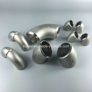 ASTM Wp316/316L 45D Elbow Stainless Steel Pipe Fitting (KT0215) pictures & photos