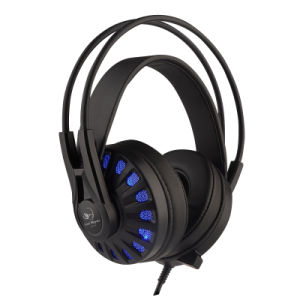 USB 3.5mm Headband Stereo Gaming Headset with Microphone (K-B173)