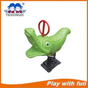 Kids Outdoor Playground Toy Rocking Spring Horse Txd16-16612 pictures & photos