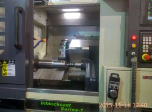 6136X/Z High Precision Popular CNC Lathe Machine