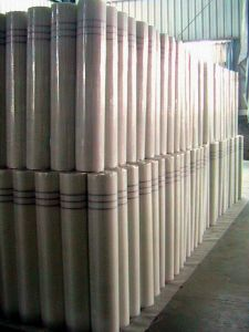 Alkaline Resistant Fiberglass Self-Adhesive Mesh, Glass Fiber Mesh Netting pictures & photos