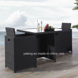 Outdoor Furniture Pool Side Restaurant Chair and Table by 4-10person (YT275) for Garden pictures & photos
