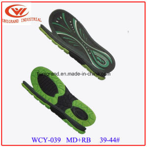 Summer Fashion Sandals Outsole EVA Sole for Shoes Making pictures & photos